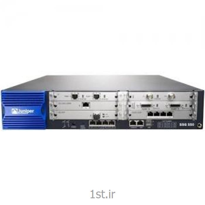 فایروال اس اس جی 550 ام جونیپر - Juniper firewall SSG 550M