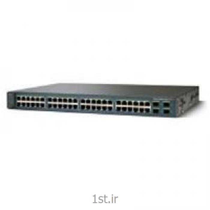 سوییچ سیسکو 48 پورت -SWITCH Cisco WS-C3560V2-48PS-S
