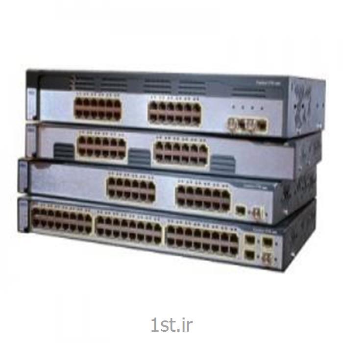 سوییچ سیسکو 24پورت SWITCH Cisco WS-C3750G-24TS-S