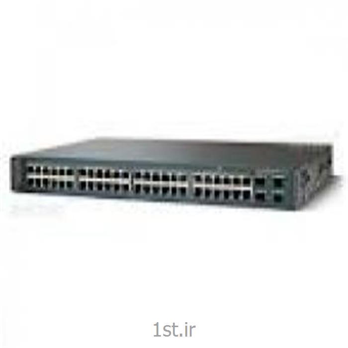 سوییچ سیسکو 48پورت SWITCH Cisco WS-C3560V2-48TS-S