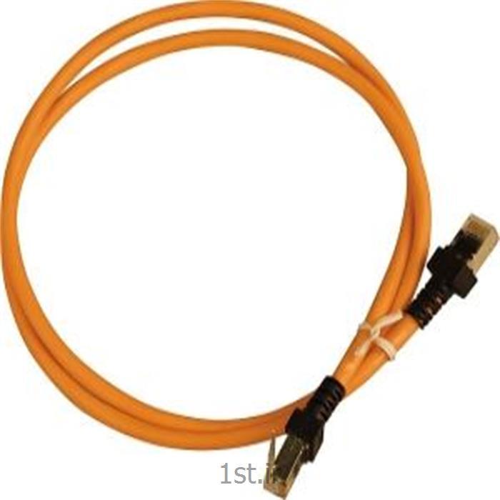 عکس کابل شبکه و پچ کوردپچ کورد 1متری شیلدار نگزنس کت 6 -Nexans patch cable cate 6 1m