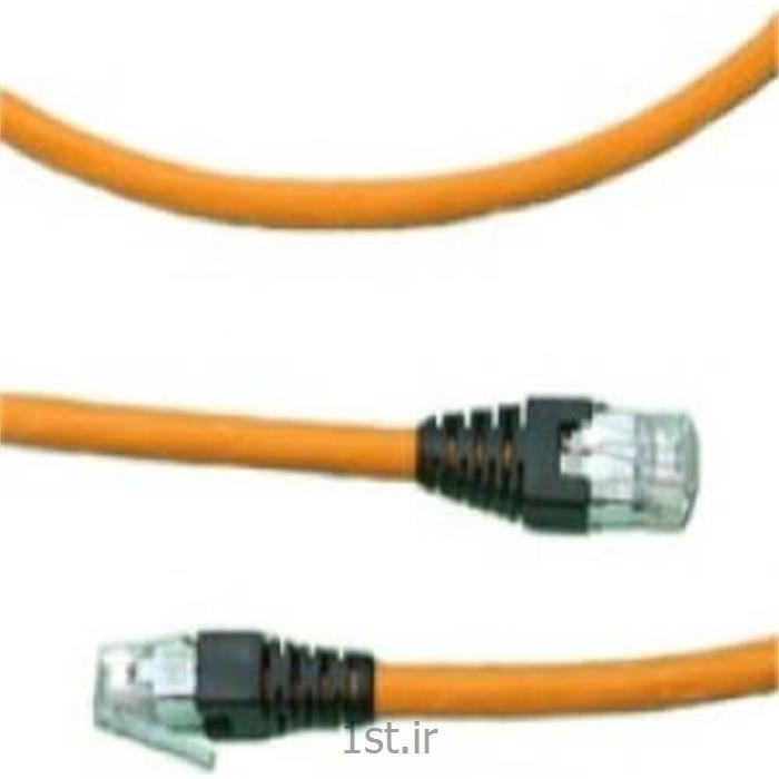 پچ کورد 3 متری شیلدار نگزنس کت 6 - Nexans patch cable cate 6 3m