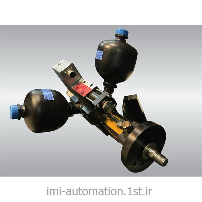سروو سیلندر مجهز به انکودر خطی داخل شافت Built-in Transducer