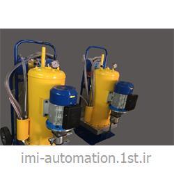 سیستم فیلتراسیون روغن میکرونیزه آف لاین ثابت و پورتابل IMI-HFU-54