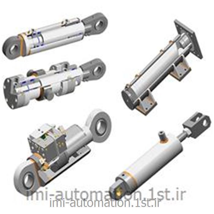 طراحی و ساخت سیلندرهای هیدرولیک چهار میل مهار