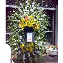 تاج گل، آنتوریوم ، گلایل ، لیلیوم ، مدل 104