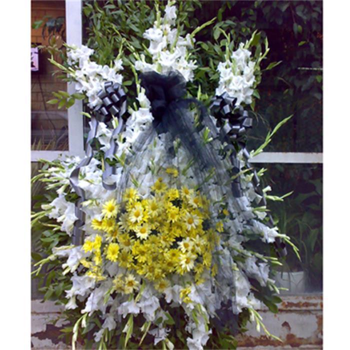 عکس شاخه گل تازهتاج گل ، گلایل، داودی مینیاتوری ،مدل 103