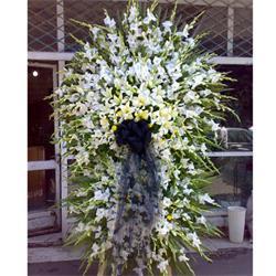 تاج گل،گلایل، لیلیوم،زنبق،مدل 102