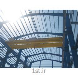عکس جرثقیلجرثقیل سقفی دو پل (جفت پل)