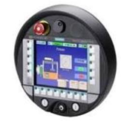 عکس پی ال سی (PLC)موبایل پنل زیمنس مدل 277 IWLAN V1 Mobile Panel