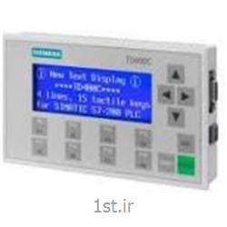 صفحه نمایش متنی زیمنس siemensTD400C