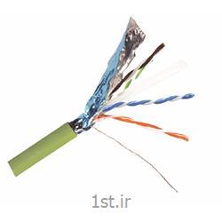 عکس کابل شبکه و پچ کوردکابل شبکه هومر مدل Cat 6 FTP