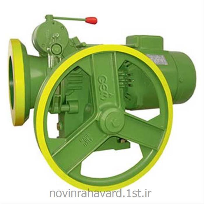 موتور آسانسور جم 5.5 دو سرعته