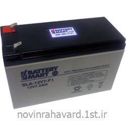 عکس باتری (باطری) خشکباطری خشک 12 ولت 7.2 آمپر