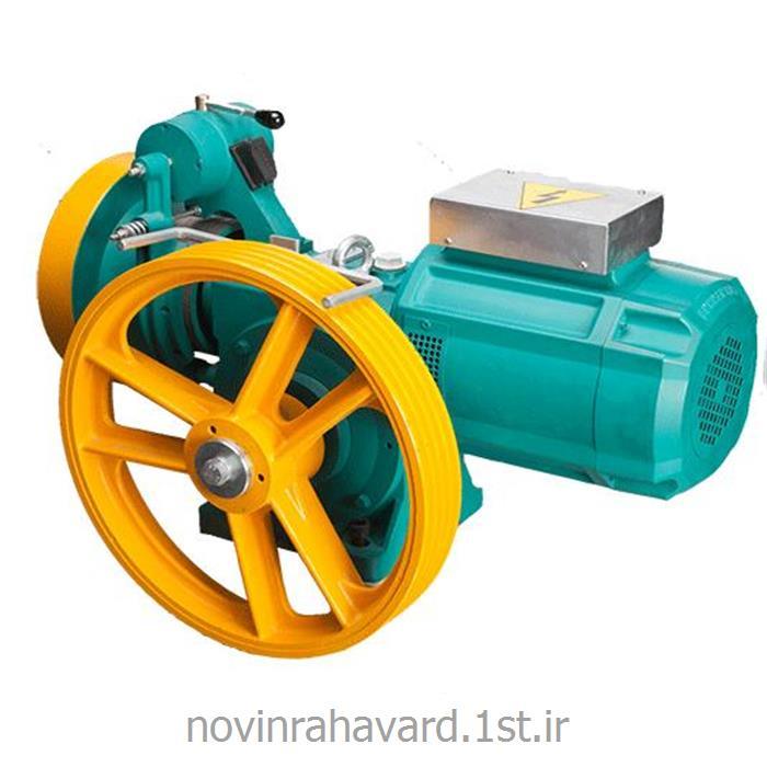 موتور آسانسور بهران 5.5 کیلو وات  دو سرعته