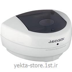 عکس صابون ریز و جای مایع دستشوییجا مایع چشمی اتوماتیک جانسون مدل 057-jahnson
