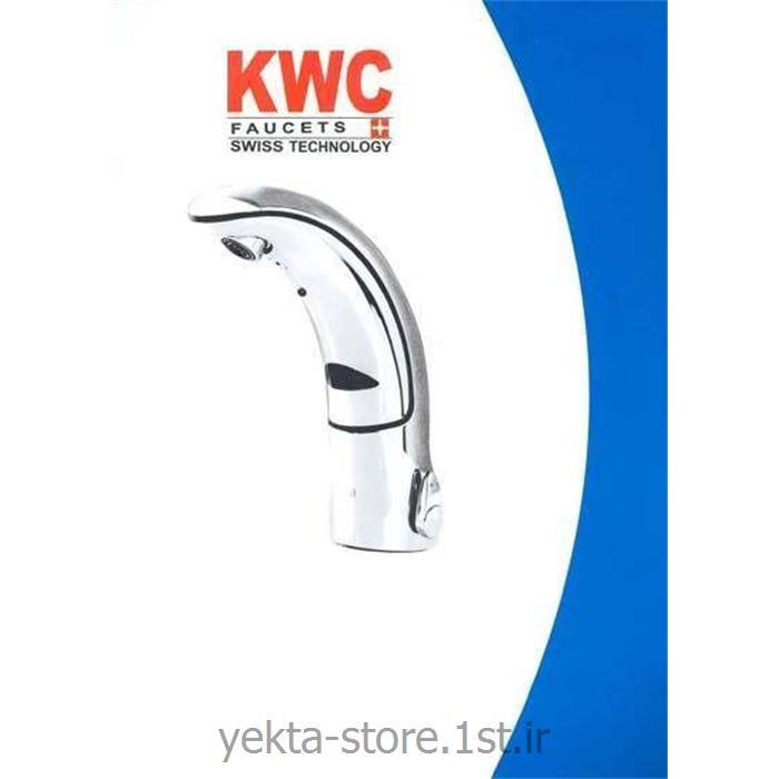 عکس شیر آبشیر چشمی اتوماتیک آب سوئیسی KWC