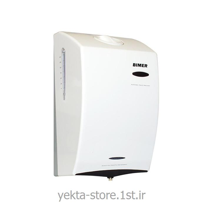 عکس صابون ریز و جای مایع دستشوییجا مایع حجم بالا برقی Bimeer