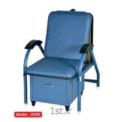 صندلی همراه بیمار (تخت خوابشو) مدل S300