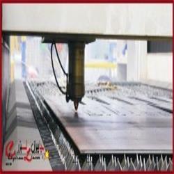 عکس خدمات تولید قطعات ماشین آلاتبرش و حکاکی لیزری