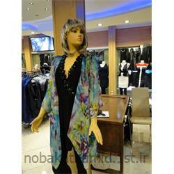 عکس لباس مجلسیتونیک شکوفه طرح زیر و رو