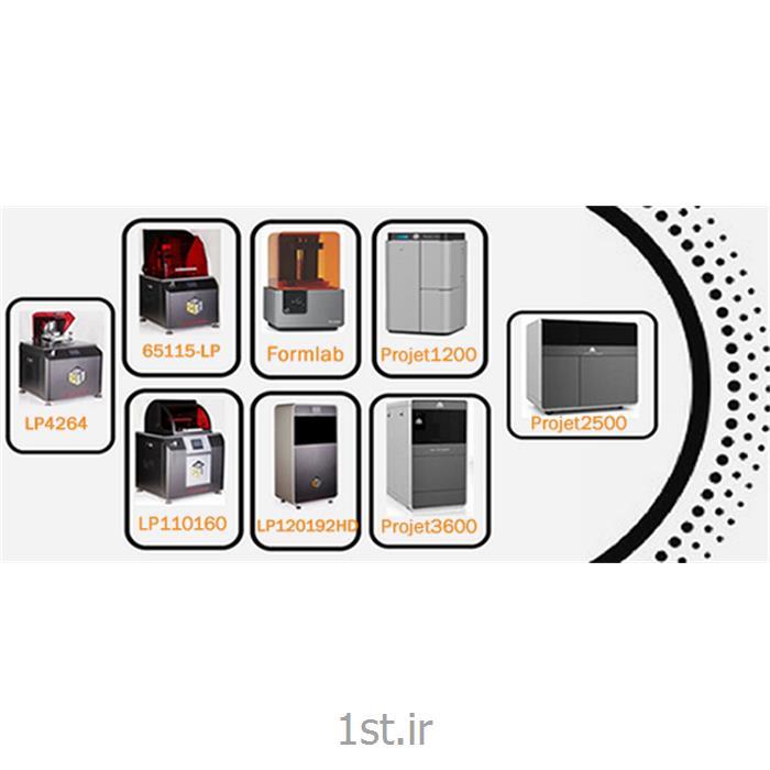 عکس چاپگر (پرینتر)پرینتر سه بعدی مدل IRAN3D/LP-65115