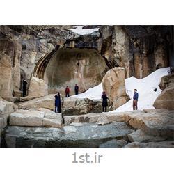 عکس تورهای داخلیتور زنجان، تخت سلیمان 2 شب