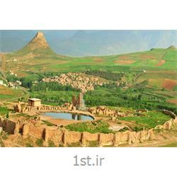 تور زنجان، تخت سلیمان 2 شب