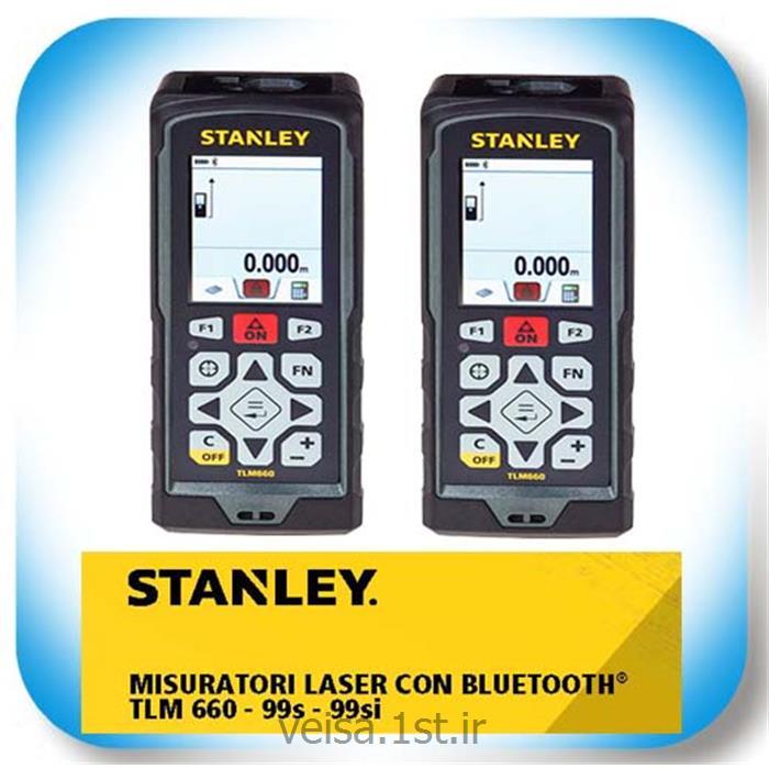 متر لیزری استنلی مدل STANLEY 200