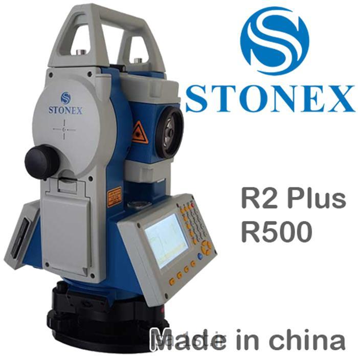 عکس توتال استیشنتوتال استیشن Stonex مدل R2 Plus