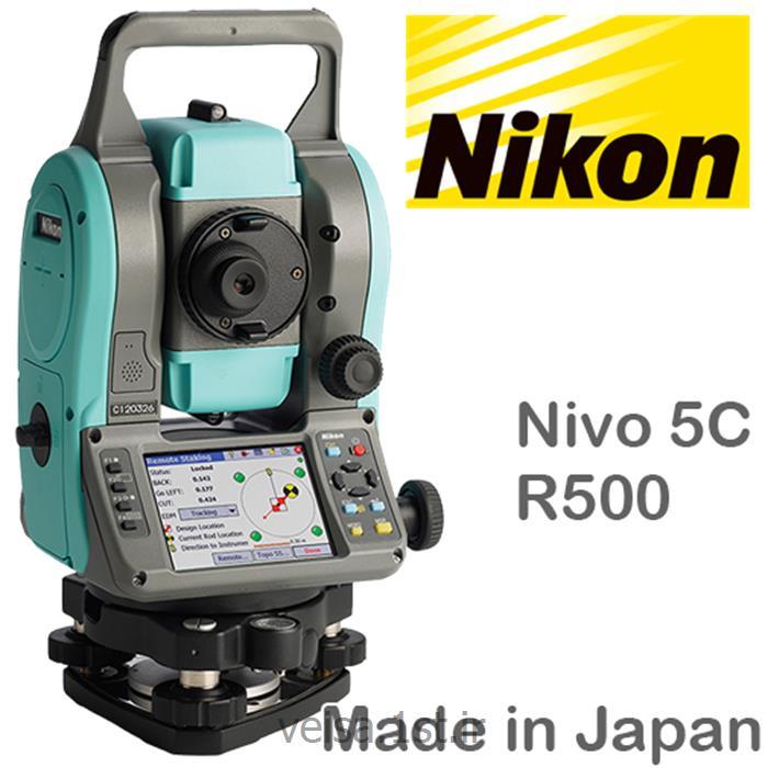 عکس توتال استیشنتوتال استیشن لیزری نیکون Nikon Nivi C Series