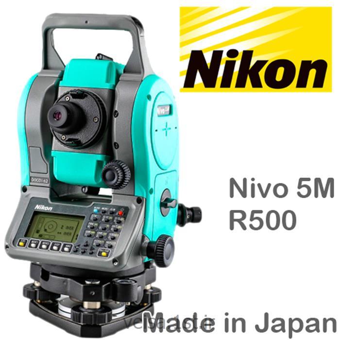 عکس توتال استیشنتوتال استیشن نیکون مدل Nikon Nivi M5