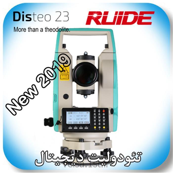 تئودولیت دیجیتال Ruide Disteo 23