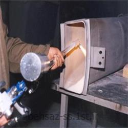 عکس تعمیر و نگهداریبازسازی انواع قطعات داغ توربین های گازی