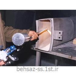 بازسازی انواع قطعات داغ توربین های گازی
