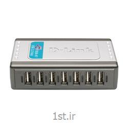 عکس هاب یو اس بی ( USB Hubs )هاب سوییچ یو اس پی DUB-H7 دی لینک