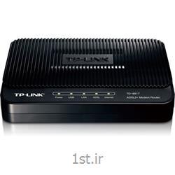 مودم کمبو Combo modem TD-8817 تی پی لینک TPLINK