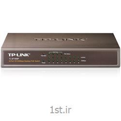 عکس سایر سخت افزارهای شبکهپی او ای TL-SF1008P PoE-Power Over Ethernet تی پی لینک tplink