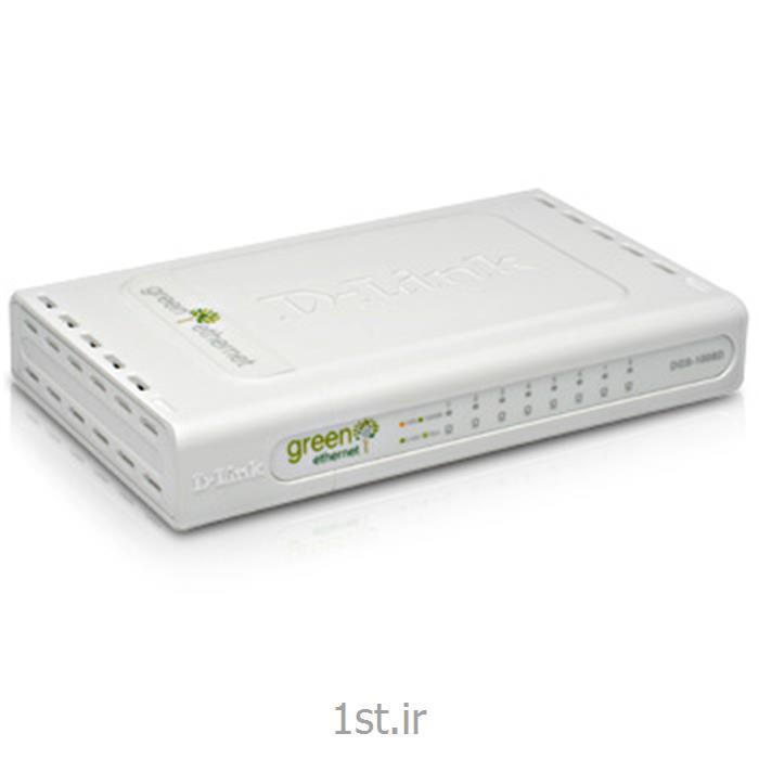 سوییچ غیر مدیریتی DGS-1008D دی لینک