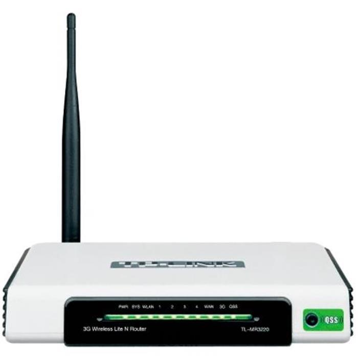 عکس مودممودم روتر بی سیم Wireless Modem& Router TD-W8951ND ی پی لینک TPLINK