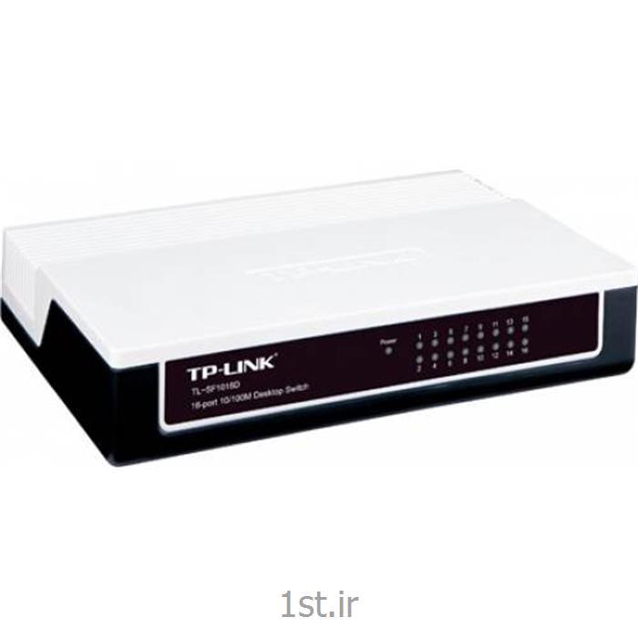 سوییچ مدیریتی TL-SG1016D managed Switch تی پی لینک tplink