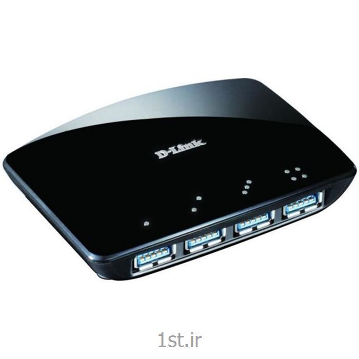 عکس هاب یو اس بی ( USB Hubs )هاب سوییچ یو اس پی DUB-1340 دی لینک
