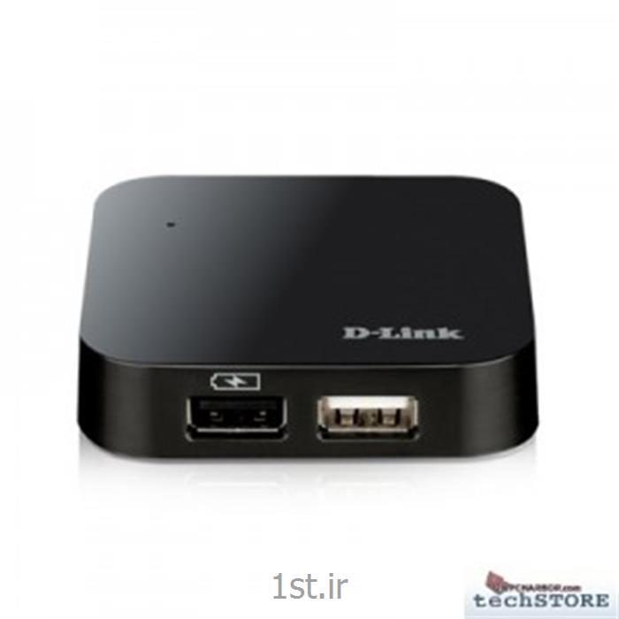 عکس هاب یو اس بی ( USB Hubs )هاب سوییچ یو اس پی DUB-H4 دی لینک