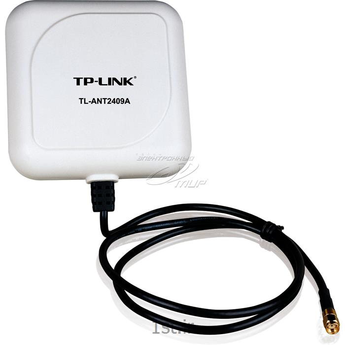 عکس آنتن های دیگرآنتن خارجی Outdoor Antena TL-ANT2409B تی پی لینک tplink