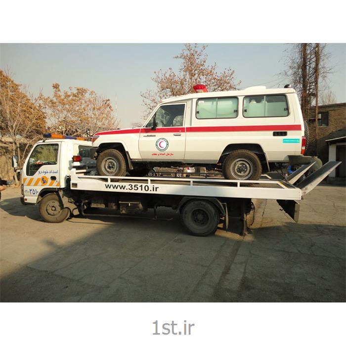 حمل آمبولانس با خودروبر کفی
