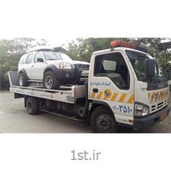 حمل انواع خودرو شاسی بلند با کفی خودروبر