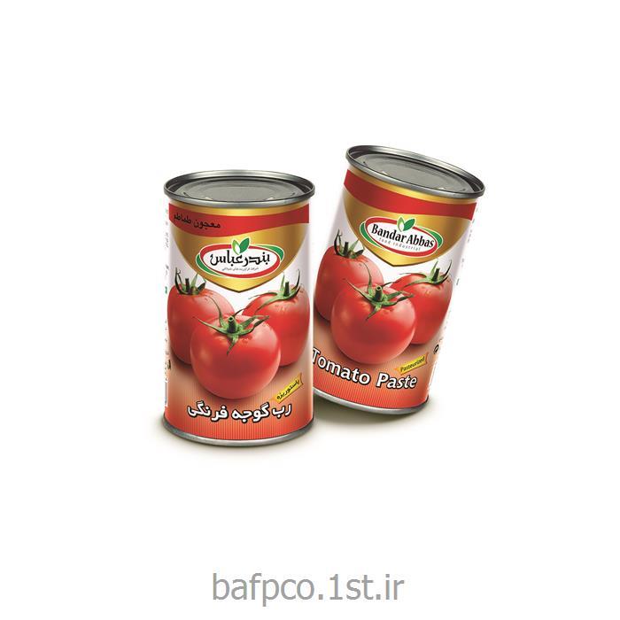 عکس کنسرو سبزیجات کنسرو رب گوجه فرنگی 400 گرمی بندرعباس