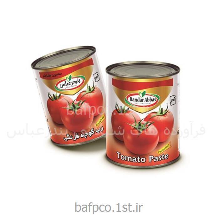 عکس کنسرو سبزیجات کنسرو رب گوجه فرنگی 800 گرمی بندرعباس