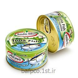 کنسرو ماهی تن با سبزیجات معطر ( پودینی) بندرعباس