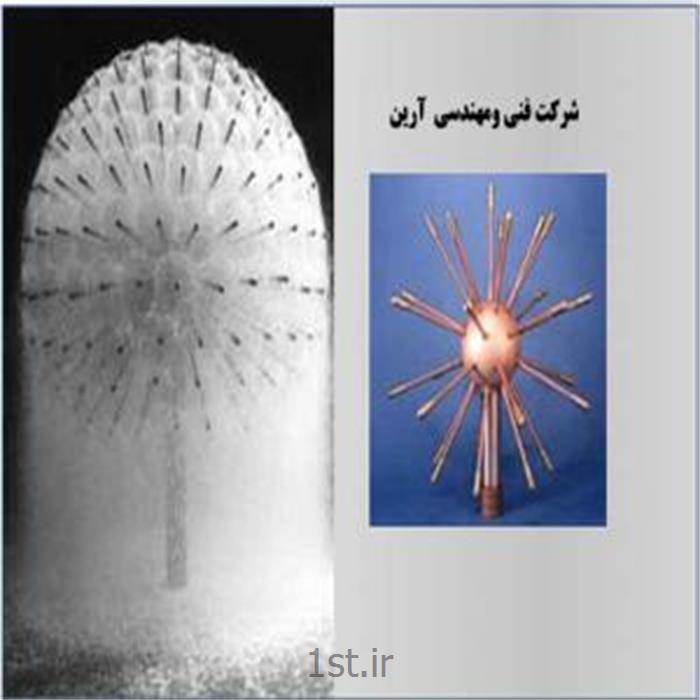 عکس آب نما و فواره فواره خورشیدی(نازل قاصدک)